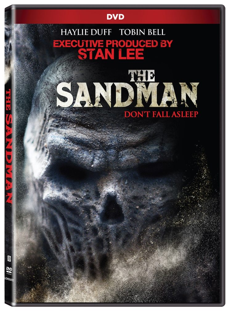 Sandman DVD 3D - Saw's Tobin Bell Brings The Sandman Home in March