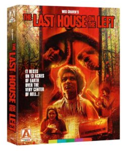 The Ladt House on the Left 251x300 - Wes Craven's The Last House on the Left Limited Edition Blu-ray Via Arrow Video Is Killer