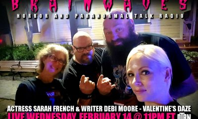 french moore brainwaves - #Brainwaves Episode 77 Guest Announcement: Actress Sarah French and Writer Debi Moore