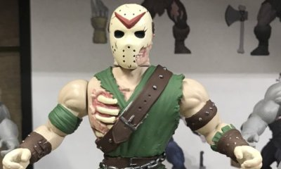 funko savage world3 jasonbanner - Toy Fair 2018: Funko's Savage World Turns Horror Icons Into Masters of the Universe Characters