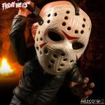mezco deluxe jason3 1 - Mezco's Talking Freddy Krueger and Deluxe Stylized Jason Voorhees Figures Available to Pre-Order