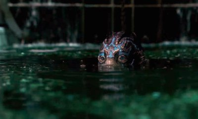 the shape of water creature image 1 - Guillermo del Toro Says The Shape of Water Sex Toy is Not Accurate