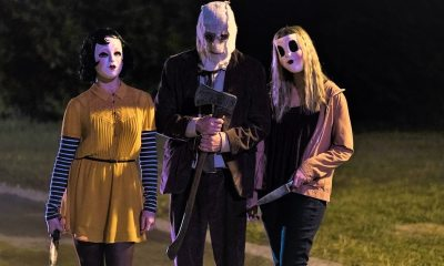 the strangers prey at night - Interview: Director Johannes Roberts Discusses THE STRANGERS: PREY AT NIGHT