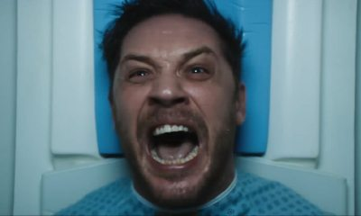 vemonteaser - Behold the Venom Teaser Trailer Starring Tom Hardy