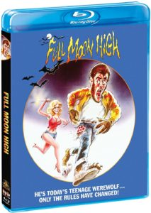 Full Moon High 213x300 - Larry Cohen's Full Moon High Howls Onto Blu-ray This April via Scream Factory