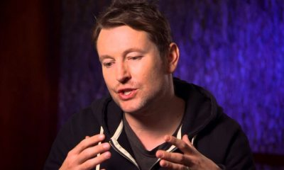 "Leigh Whannell - Leigh Whannell's New Blumhouse Sci-Fi Horror Film Rated R for ""Strong Violence, Grisly Images, and Language"""