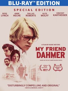 My Friend Dahmer bluray 225x300 - MY FRIEND DAHMER Blu-ray Review - He's A Bit Of An Acquired Taste