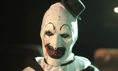 "TERRIFIER 05 Art the Clowns - Audition Tape that Got Actor Cast as ""Art the Clown"" in TERRIFIER Emerges On Facebook"
