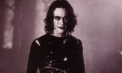 TheCrow - Release Date Announced for Corin Hardy's The Crow Reboot Starring Jason Momoa