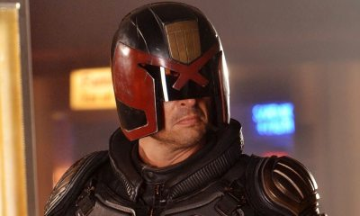 dredd - Karl Urban Says Alex Garland Directed Dredd; Comments On Possible Return to Mega-City One