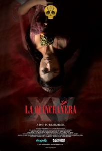 laquinceneraposter 204x300 - Interview: Luchagore's Gigi Saul Guerrero and Raynor Shima on Inspiration and the Making of La Quinceañera