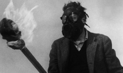last man on earth vincent price gas mask torch i am legend2 1 - Overview of the Miskatonic Institute of Horror Studies' I Am Legend Talk