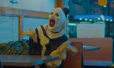 terrifier scream - #Brainwaves Episode 83: Terrifier's Damien Leone and David Howard Thornton - Listen NOW!