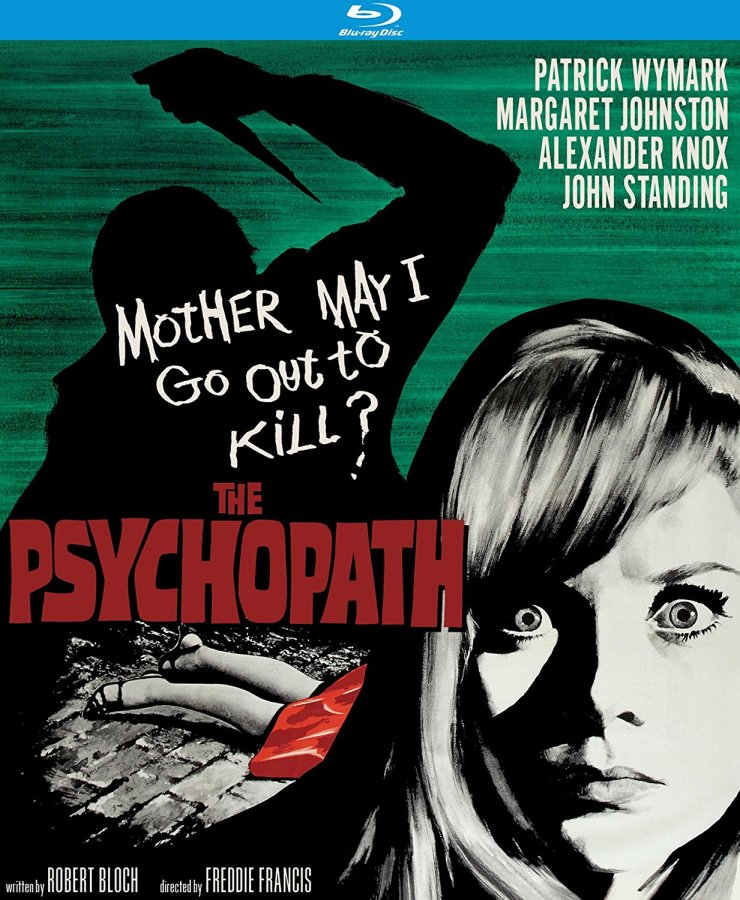 the psychopath - Kino Lorber Enters The Maze and Finds The Psychopath on Blu-ray!