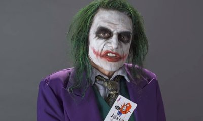 tommyjoke913 - Must-See: Oh Hi, Batman! Tommy Wiseau Auditions To Play The Joker