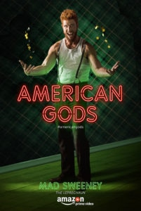 American Gods 201x300 - AMERICAN GODS Season 2 Kicks Off Production