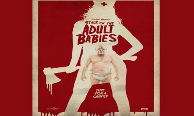 Attack of the Adult Babies dvd 1 - ATTACK OF THE ADULT BABIES Comes Home on June 11