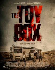 The Toybox Poster 233x300 - Denise Richards and Mischa Barton Battle A Haunted RV In The Toybox Trailer