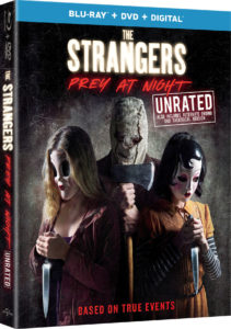 TheStrangers2BlurayDC 211x300 - Exclusive: Stars of THE STRANGERS: PREY AT NIGHT Discuss Their Scariest Scene