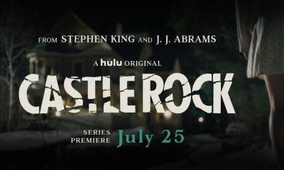 Castle Rock FI - Stephen King's CASTLE ROCK Premiere Date Announced!