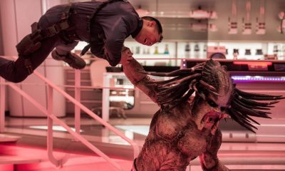 Predator Unmasked 2 - TIFF 2018: THE PREDATOR Review - A Disappointing Return for The Universe's Greatest Hunter