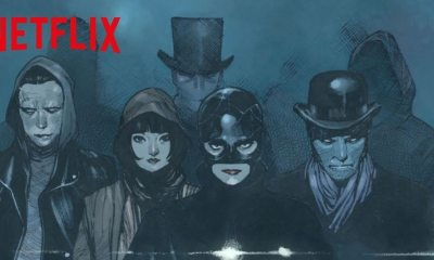 The Magic Order FI - Trailer: Netflix and Mark Millar's THE MAGIC ORDER