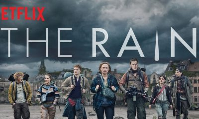 The Rain POSTER - Netflix Announces THE RAIN Season 2