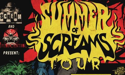 dreadcentralscreamfactorysummerofscreamstour2018banner - SUMMER OF SCREAMS 2018: Get Hyped For Some Metal With This Wicked Tour Trailer