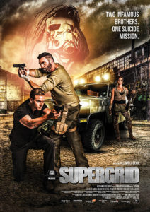 supergrid 1 212x300 - WOLFCOP Director Lowell Dean and Star Leo Fafard Reunite for SUPERGRID