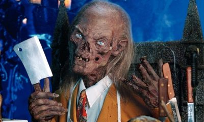 1cryptkeeper - Exhuming TALES FROM THE CRYPT: Body Building with Gross Anatomy