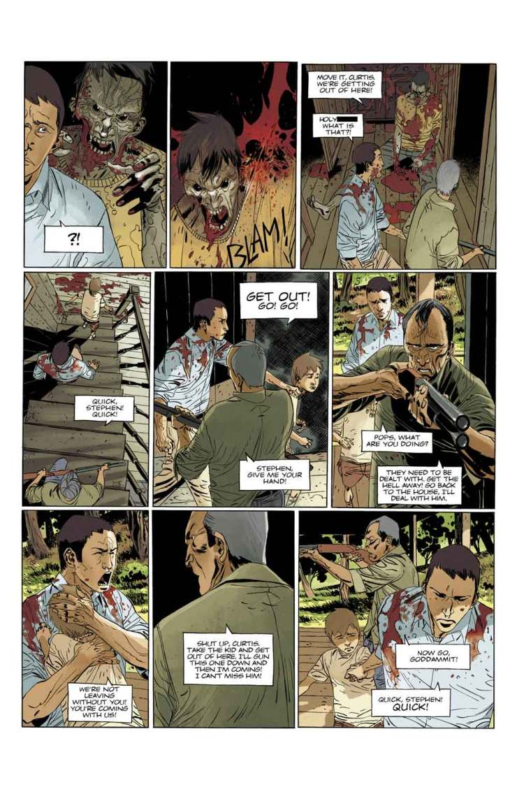 Deadlife1 PREVIEW3 - Exclusive: Preview Issue #1 of Titan Comics' DEADLIFE