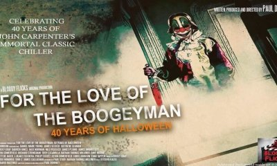 For the Love of the Boogeyman 40 Years of Halloween landscape poster 1 - FOR THE LOVE OF THE BOOGEYMAN: 4O YEARS OF HALLOWEEN Review - A Love Letter To Horror's Signature Film