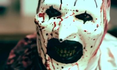 Terrifier high res featured.001 - Dread Central Presents: Go Into the World of TERRIFIER's Art the Clown