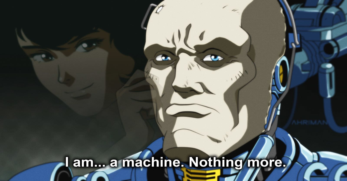 Ahriman ROBOCOP 1 - Must-See Art: Ahriman Turns Classic Flicks Into Anime!