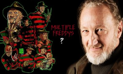 Freddy x10 - Englund's Pitch for His Return as FREDDY is the Best We've Ever Heard