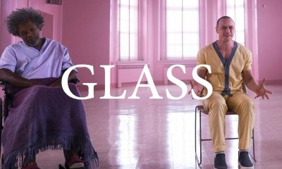 Glass - New GLASS Pics Featuring Willis, Jackson, Joy, and McAvoy