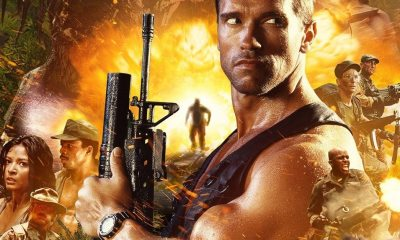 Predator 4K FI - PREDATOR 4K Blu-ray Arrives This August