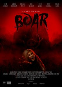 boar xlg 212x300 - BIFAN 2018: BOAR Review - Big Tusks, Loads of Gore, and Charming Characters