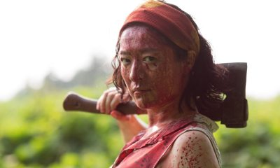 onecutofthedeadbanner1200x627 - Exclusive: ONE CUT OF THE DEAD Stills Are Soaked in Blood