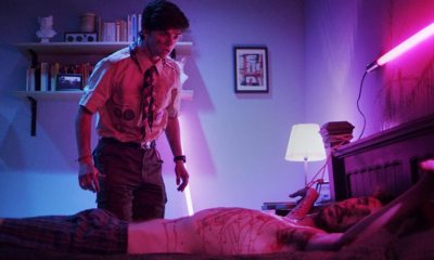 Framed Featured 1 - Popcorn Frights 2018: FRAMED Review - A Blood-Curdling Cautionary Tale For Social Media Fiends