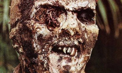 ZOMBIE - Lucio Fulci's ZOMBIE 4K Blu-ray Details and 3D Covers!