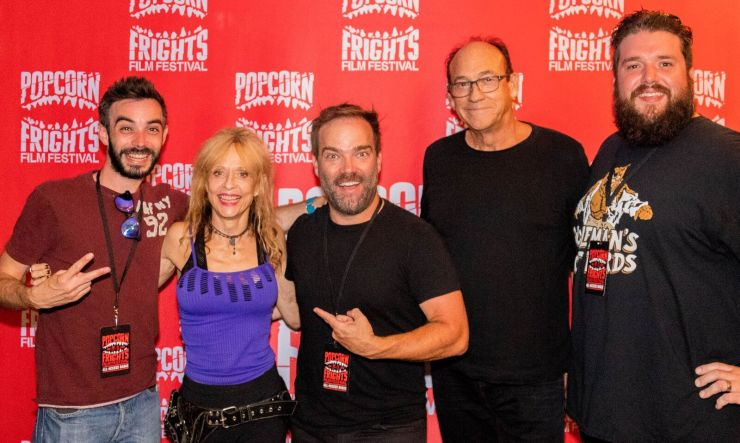 fg AA0Vd - Popcorn Frights 2018: Alejandra's Highlights Include Bucket List Items, Fainting, and More