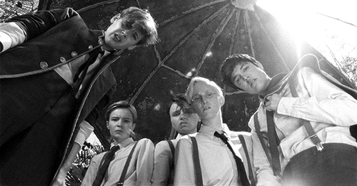 Exclusive THE WILD BOYS Clip is a Surreal Nightmare Come to Life