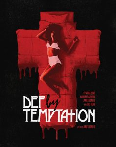 Def by Tempation 237x300 - Sam Jackson's DEF BY TEMPTATION Hits Blu-ray This Halloween