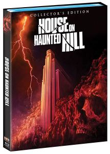 House on Haunted Hill 215x300 - HOUSE ON HAUNTED HILL Blu-ray Review - Visit A Place Truly Horrific: The '90s