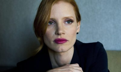 Jessica Chastain - Chastain Wraps IT: CHAPTER TWO!