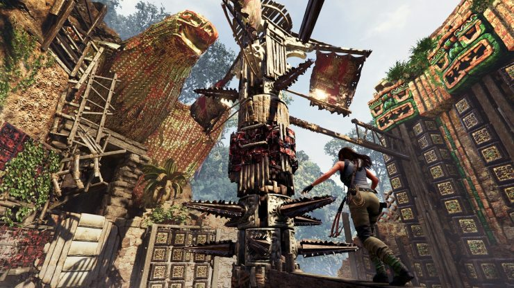 SOTTR Preview4 1024x576 - SHADOW OF THE TOMB RAIDER Review - Sophomore Slump For Veteran Franchise