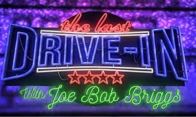 The Last Drive In - After the Stunning Success of THE LAST DRIVE-IN Shudder Has Big Plans for Joe Bob Briggs