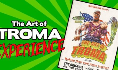 Art of Troma - Dynamite Entertainment & Troma Launch TROMA EXPERIENCE on Kickstarter