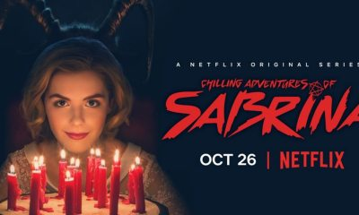 Chilling Adventures of Sabrina - CLIP: Salem Appears in CHILLING ADVENTURES OF SABRINA